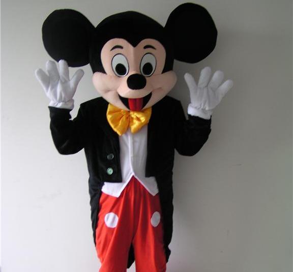 Wonderbaarlijk Mickey Mouse pak bij Jumping Zoetermeer GH-19